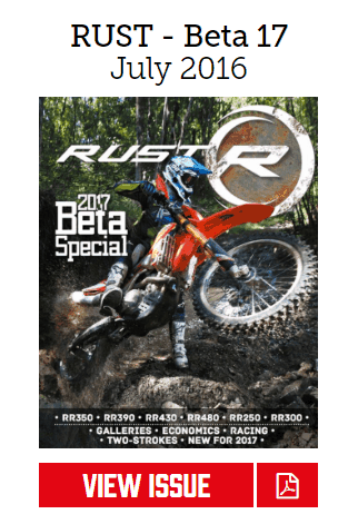 Rust Beta 17 Magazine