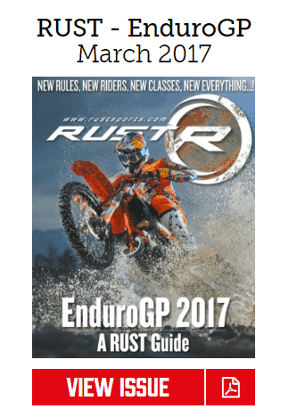 Rust Enduro Magazine