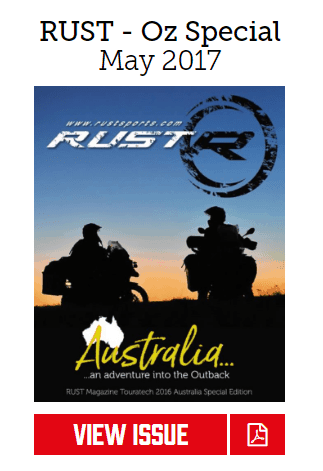 Rust Oz Magazine