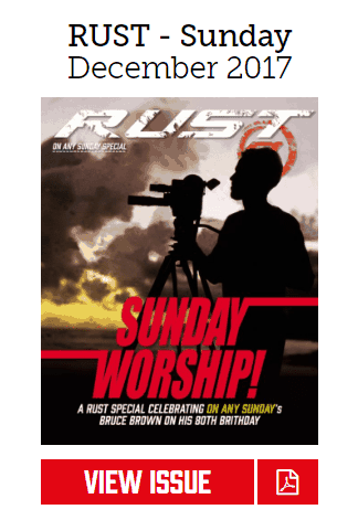 Rust Sunday Magazine