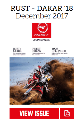 Dakar 18 Rust Sports Magazine