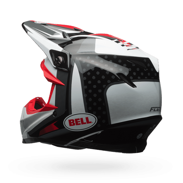 Bell-Moto-9-Flex-Vice-Black-White-B-L-3-4