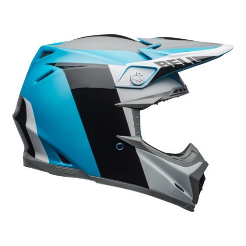 bell-moto-9-flex-dirt-helmet-division-matte-gloss-white-black-blue-right