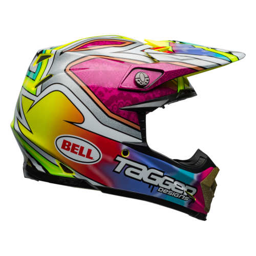 bell-moto-9-flex-dirt-helmet-tagger-mayhem-gloss-green-black-white-right