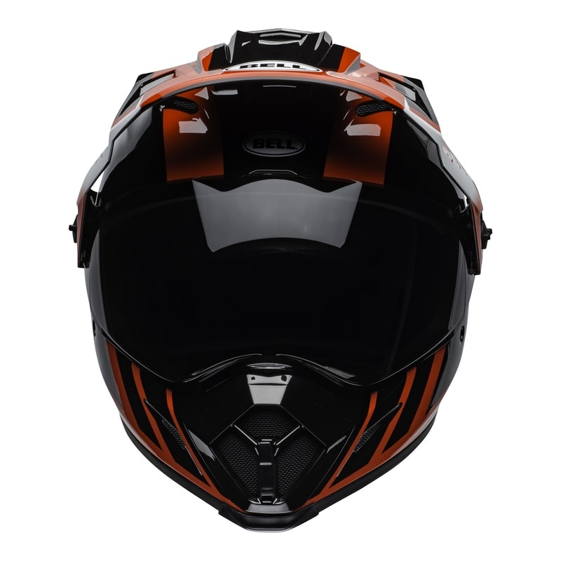 Red Size X-Large Bell Mx-9 Adventure Helmet